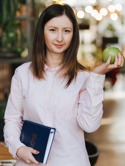 Dietetyk Iwona Barzyk